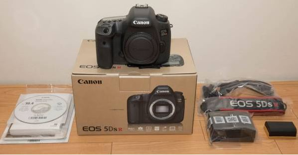 Canon キヤノン EOS 5Ds R ボディ 新品同様品