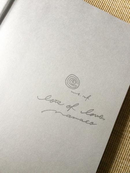 【送料込】Cocco 直筆サイン入り写真集「8.15 OKINAWA」 グレー グッズ