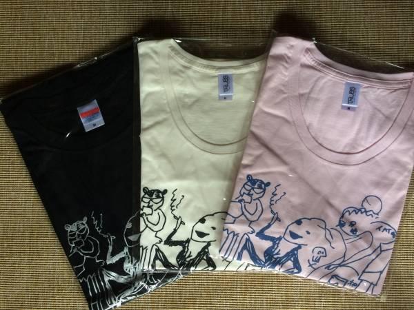 【送料込】Cocco 「ジルゼの事情」オリジナルTシャツ 色違い3枚セット Mサイズ