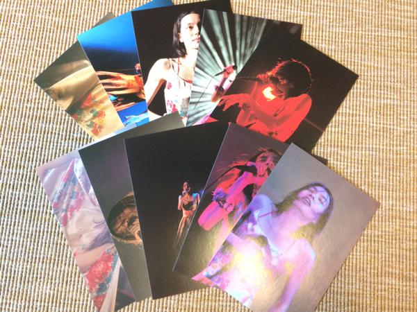 【送料込】Cocco 写真集「8.15 OKINAWA」ポストカード 10枚セット