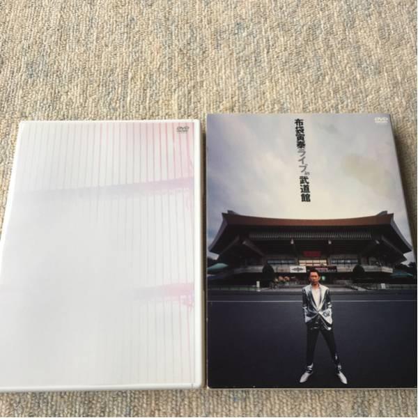 布袋寅泰 ライブin武道館 HOTEI Live in BUDOKAN ライブグッズの画像
