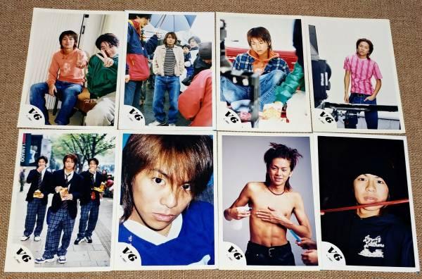 V6☆森田剛☆ショップ写真26枚