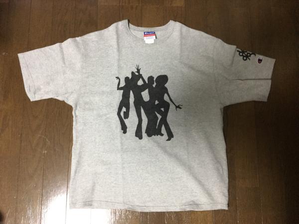 Digot Tシャツ MURO Captain Vinyl Champion