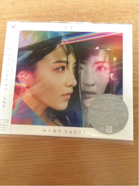JY(知英) CDアルバム「Many Faces」サイン付