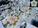 ■黒猫■★★超レア!明治・大正期アンティーク錦紗縮緬振袖★花嫁衣装振袖■