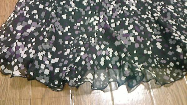 アリスバーリー シックなモザイク柄スカート 新品未使用 春夏 大きいサイズ_画像2