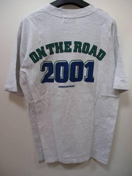 ◆浜田省吾★ON THE ROAD Tシャツ★SHOGO HAMADA◆