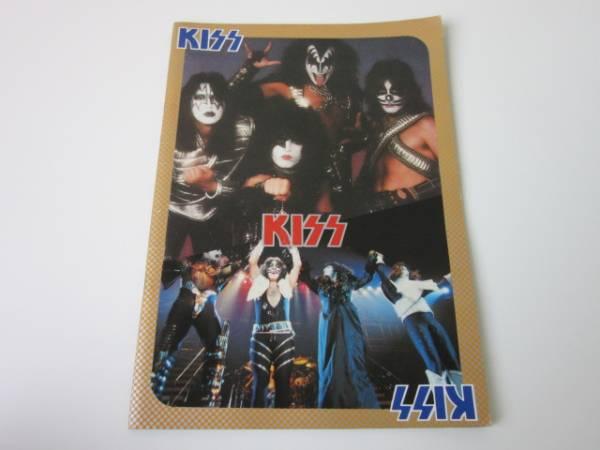 KISS キッス 1978年 来日 コンサート パンフレット '78 日本公演 ツアー パンフ ライブグッズの画像