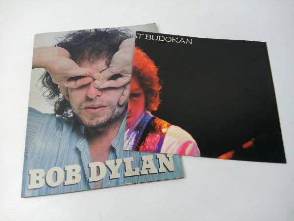 MOV63★ボブ・ディラン FAR EAST TOUR 1978 パンフレット おまけポスター付き