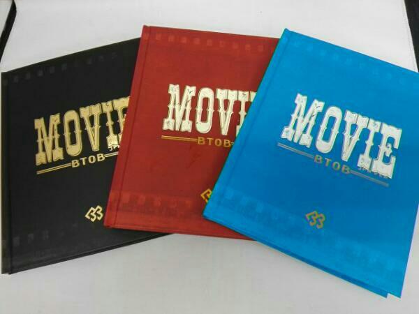 【BTOB】MOVIE 3冊セット ライブグッズの画像
