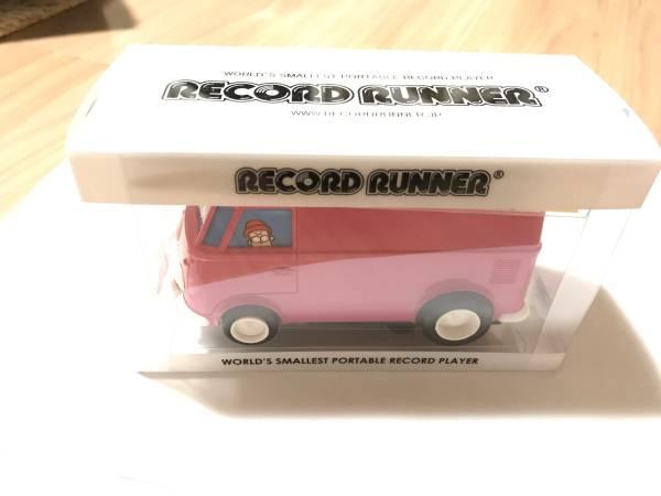 【未開封】 never young beach ネバヤン グッズ / RECORD RUNNER  レコードランナー  HMV限定