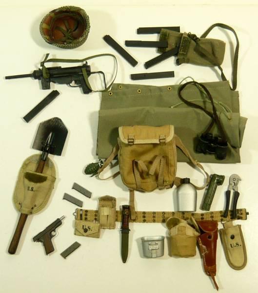アメリカ軍兵士 ヨーロッパ戦線 WW2 1/6_画像3