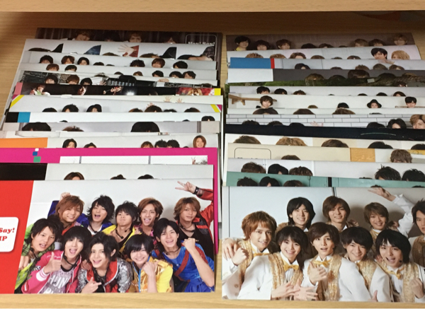Hey!Say!JUMP 会報 初代 No.0~32 33冊セット 美品 まとめ売り レア コンサートグッズの画像
