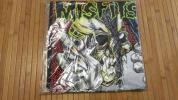 未使用 新品 エルサルバドル製 ミスフィッツ MISFITS Tシャツ pushead パスヘッド 1995 giant Lサイズ レッチリ nirvana slayer メタリカ