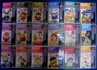 星みつる・秀逸フラッシュ・DVD・ジーニアス全36巻/天才教育/フラッシュカード/七田/発達障害・自閉症/