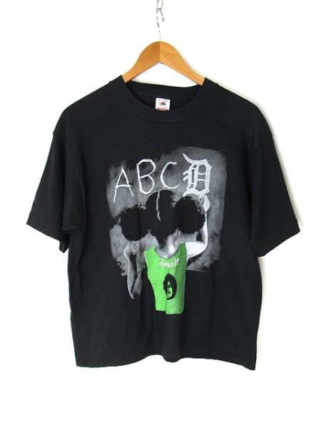 MOODYMANN Tシャツ abcd Detroit ムーディーマン デトロイト