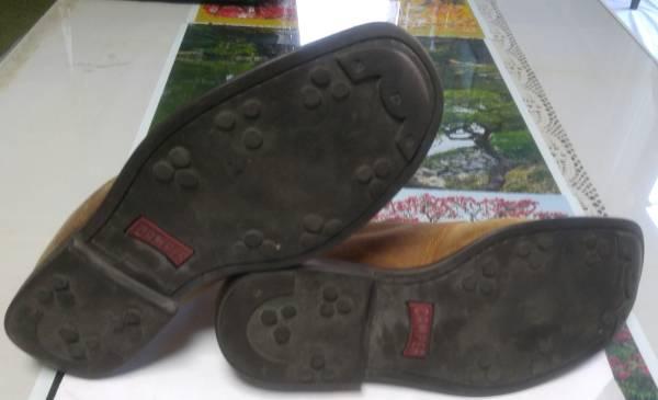 CAMPER カンペール スウェード チャッカ ブーツ size 43 27.5cm_画像3
