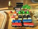 ★<ボーネルンド> ボーネエクスプレス マイホームタウン★木製レール 木のおもちゃ 木製玩具 汽車 積み木