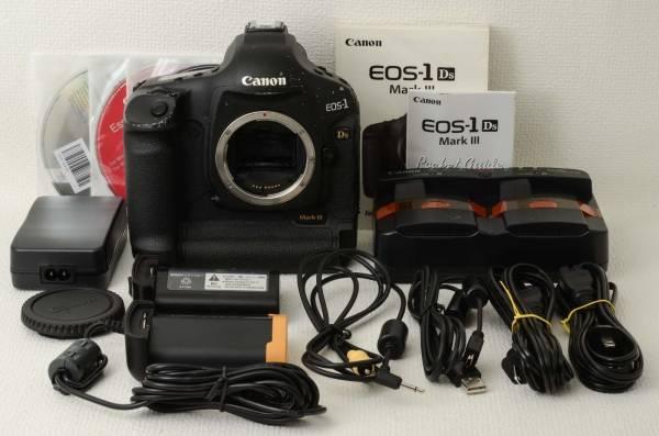 キャノン Canon EOS 1Ds Mark III ボディ (333-K72)