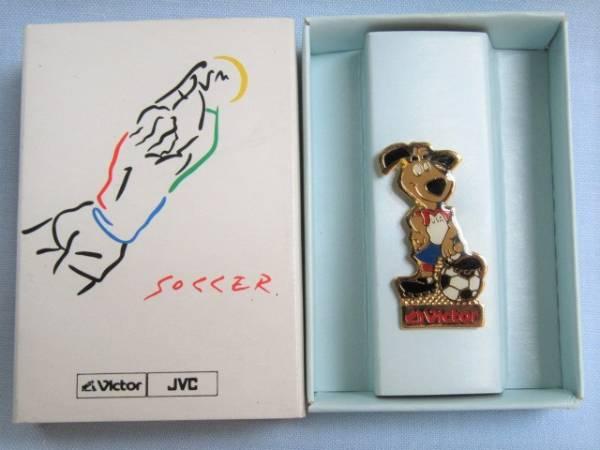サッカー WORLD CUP USA 1994年 ピンバッジ Victor