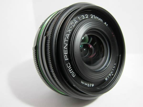 ☆美品☆ smc PENTAX ペンタックス DA 21mm F3.2 AL Limited