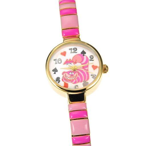 ディズニー 雑貨 通販 ディズニーストア限定 腕時計 チシャ猫 ディズニーグッズの画像