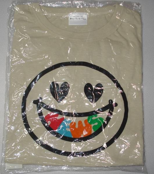 新品 NEWS 2007-2008コンサートツアーグッズ Pacific Tシャツ コンサートグッズの画像