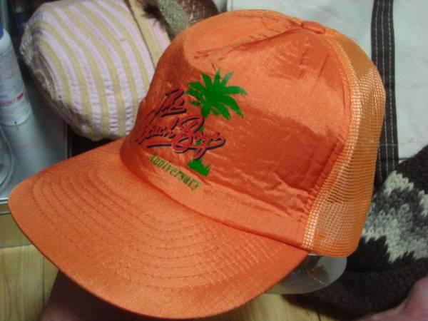 ビーチボーイズTHE BEACH BOYS anniversaryベースボール メッシュCAPキャップ帽子トラッカーOLDオールド