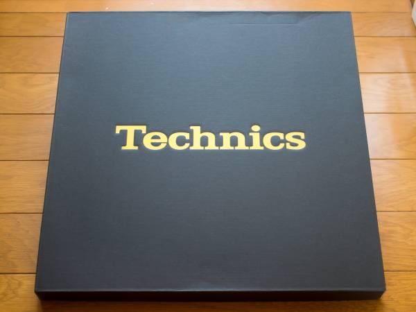 【未開封新品】Technics SL-1200 35th Anniversary 35周年記念ゴールドディスク