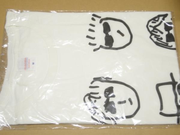 [グッズ] O.P.KING 「Tシャツ」 (白:Mサイズ) / 奥田民生 大木温之 Theピーズ 佐藤シンイチロウ the pillows YO-KING 真心ブラザーズ