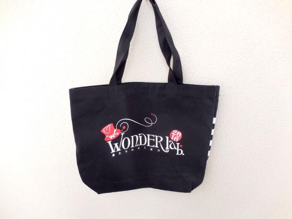 新品■蒼井翔太 LIVE 2016 WONDER lab. ~僕たちのsign~ 公式トートバッグ
