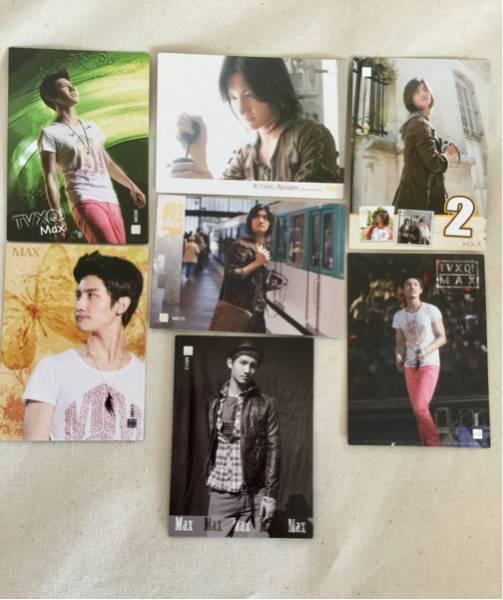東方神起★チャンミン 限定コレクションカード 7枚 公式トレカ