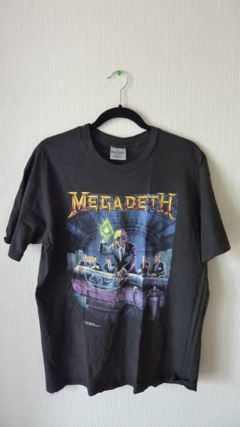MEGADETH(メガデス)ラスト・イン・ピース・ジャパンツアー'91Tシャツ古着ヴィンテージXL