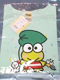 けろけろけろっぴ レディース 半袖Tシャツ サイズ M グッズの画像