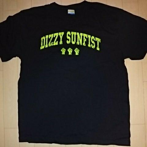 【美品】dizzy sunfist Tシャツ 新古品