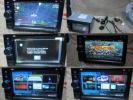 完動品/ Clarion人気/SDメモリーナビ2011年モデル/NX501/CD.DVD/iPod/iPhone/USB/Bluetooth内臓/動作品激安売り切り