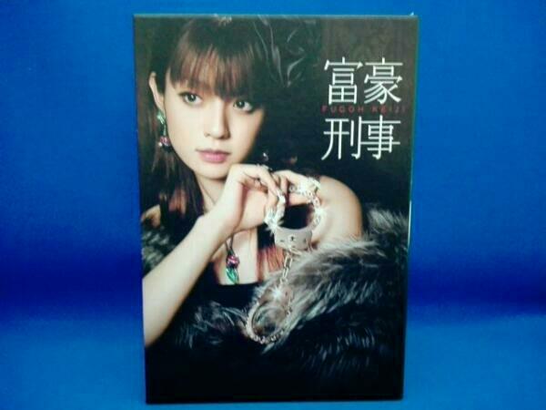 富豪刑事 DVD-BOX 出演/深田恭子 山下真司 グッズの画像