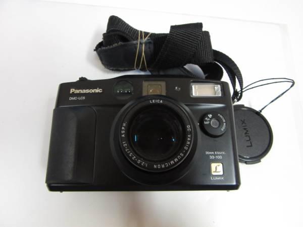 A-1881 ジャンク扱い Panasonic デジタル一眼レフカメラ DMC-LC5