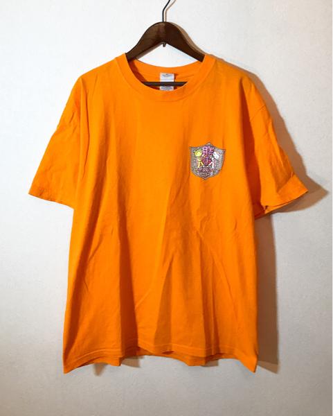 *希少*レア 勝手に観光協会 Tシャツ オレンジ みうらじゅん 安斎肇