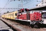 【鉄道写真】 西武鉄道 多摩川線 002 101系 甲種回送