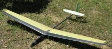 クラフトるうむ DLA-4 Light ハンドランチグライダー (DLG)
