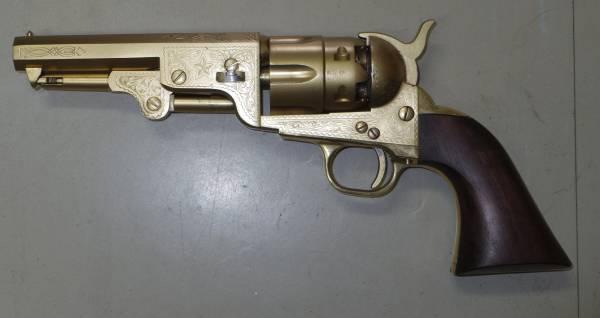 スレンレススティール製1851ネービーUSマーシャルモデル