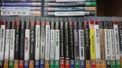 PS3【特価・処分・即決】64本ジャンクまとめセット★バイオハザード・龍が如く・コールオブデューティ☆1円スタート
