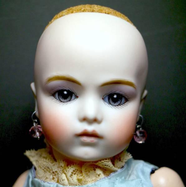 ハッピーSale♪ジェイミーさんのおチビ ブリュ姫 約35cm/幼SD ロリータ服 ブライス マイセン 市松人形...etc.愛好家に(^^)