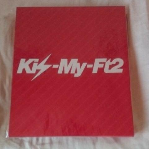 Kis-My-Ft2 ショップ限定コンプリートBOX CD&DVD8点セット