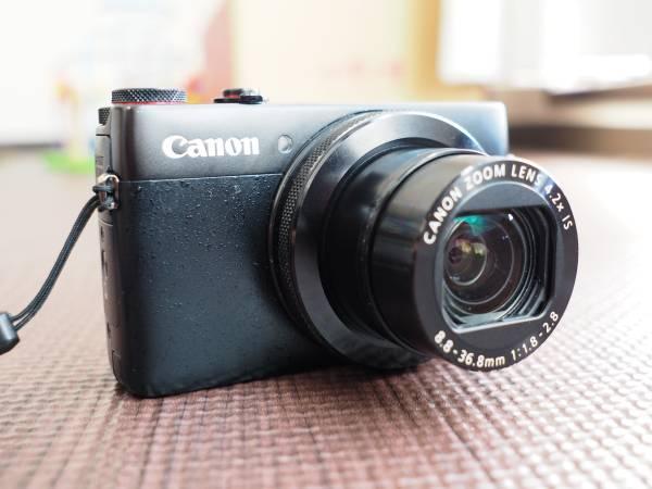 1円~ キャノン 高級コンデジ G7X(おまけ予備バッテリー付き) /1型センサー/Canon PowerShot G7 X/コンパクトデジタルカメラ