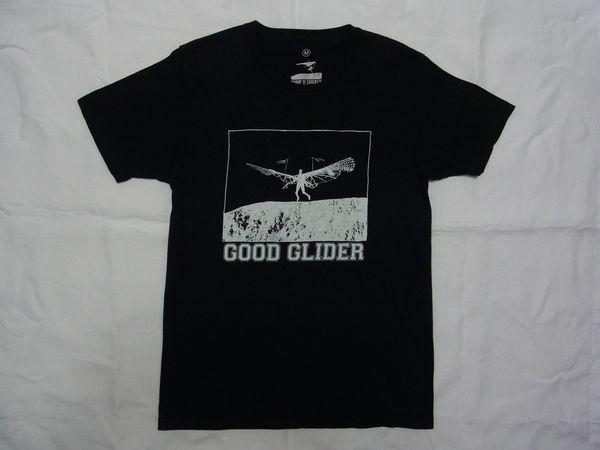 ★ BUMP OF CHICKEN バンプオブチキン GOOD GLIDER TOUR 2011 Tシャツ sizeM 黒 ★古着 ロック ライブ コンサート グッズ