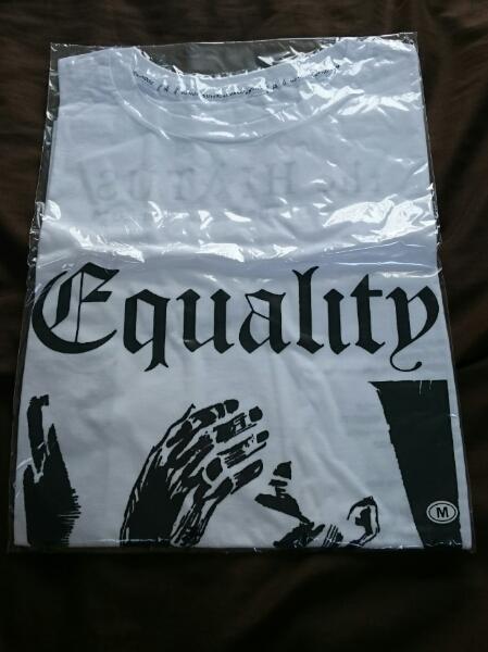 THE HIATUS Tシャツ M (検 BRAHMAN ELLEGARDEN MONOEYES) ライブグッズの画像