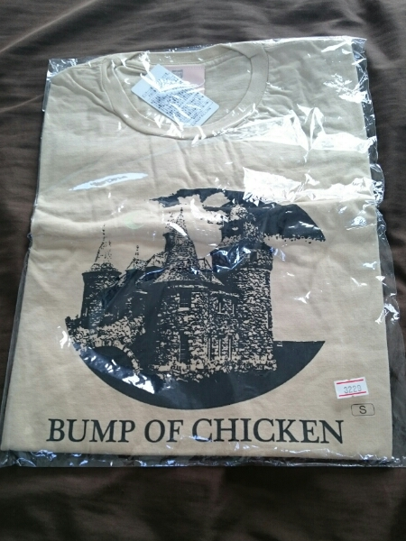 BUMP OF CHICKEN レア Tシャツ S 新品