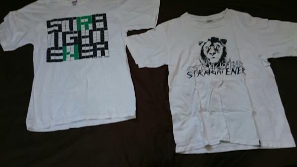ストレイテナー レア Tシャツ S 2枚 (検 MONOEYES ACIDMAN) ライブグッズの画像